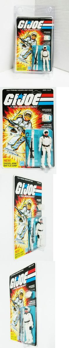 Military and Adventure 158679: Gi Joe Snow Job 1983 Moc Mosc Hasbro New Vintage Factory Sealed Action Figure -> BUY IT NOW ONLY: $534.99 on eBay!