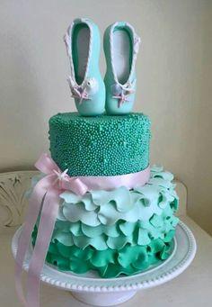 Mermaid Ballerina party