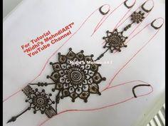 "YouTube Search ""nidhi's mehndiART"" YouTube channel #fashion #jewellery #trend #bridal #bride #wedding #marriage #festival #tradition #beautiful #girl #london #paris #canada #us #india #surat #ahmedabad #uk #arabic #floral #gulf #dubai #henna #mehndi #mehandi #art #drawing #tattoo #design #jewellery"