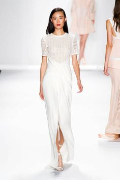 J. MENDEL SPRING 2014 READY-TO-WEAR COLLECTION