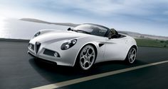 |Alfa Romeo |8C |spider