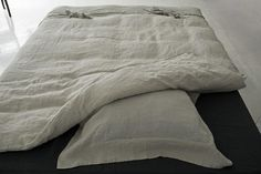 riija - bedlinen - natural, white, charcoal