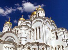 Diveevo, Rússia, Igreja, Ortodoxo, Religião, Fé