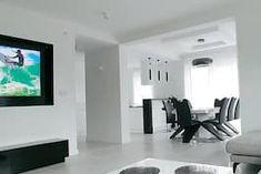 Projekt domu Dom w orliczkach (G2) Realizacje - ARCHON+ Flat Screen, Living Room, Blood Plasma, Flatscreen, Dish Display