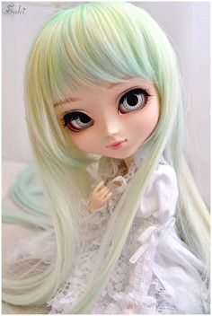 A pretty lady [Pullip Kiyomi]