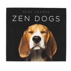 Every dog lover and animal enthusiast will find peace while flipping through this photo book. An award-winning animal photographer captures the pure peace of do
