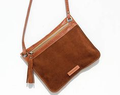 Small leather crossbody bag FREE Shippingleather pursesmall