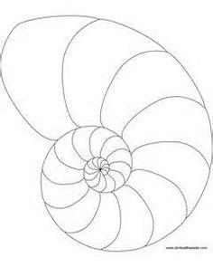 shell template | tiffanie | Pinterest