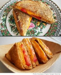 Quick Easy Dinner Recipes - Easy Grilled Cheese Recipe-   #dinner #recipes #easy