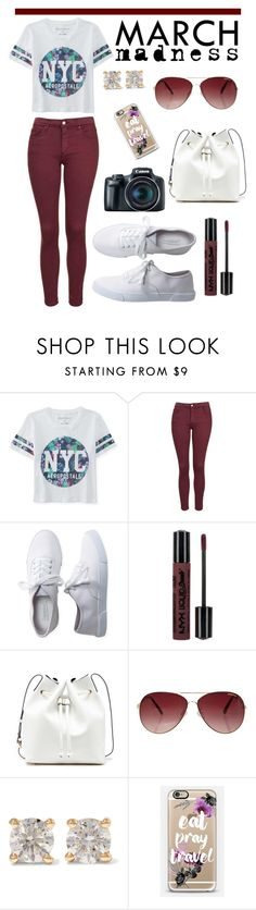 """"""":)"""" by adelinaaaa ❤ liked on Polyvore featuring Aéropostale, Topshop, NYX, Sole Society, MINKPINK, Anita Ko and Casetify"""