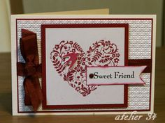 Card for adult