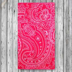 Πετσέτα Θαλάσσης Βελουτέ 100x170cm Paisley Φούξια Tapestry, Rugs, Home Decor, Hanging Tapestry, Farmhouse Rugs, Tapestries, Decoration Home, Room Decor, Carpets