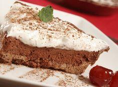 Torta de Chocolate com Marshmallow de Micro-ondas