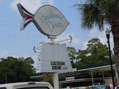 Boulevard Diner in Mt Pleasant, SC. Shrimp and Grits, Fried pickle, and crab cakes can't be missed