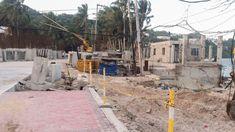 Boracay Island Update | Bolabog Beach 2 Months after Re Opening | Ongoin... Boracay Philippines, Boracay Island, 2 Months, Construction, Beach, Building, The Beach, Beaches