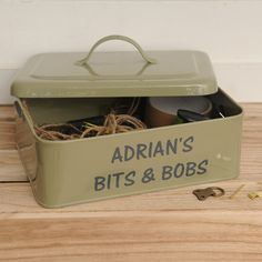 Perfect for keeping those bits and bobs! @£32.99