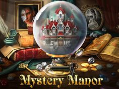 Mystery Manor | Official Website