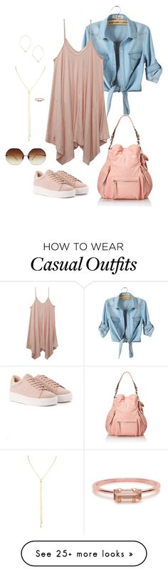 """""""Act naturally- plus size"""" by gchamama on Polyvore featuring Wet Seal, Linda Farrow, Susan Caplan Vintage, Stella & Dot, Bing Bang and Jessica Simpson"""