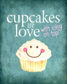 Cupcake by quotograph