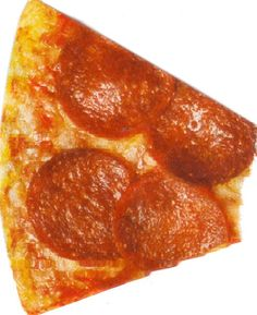 Want a Bite of Pizza!! This a a Slice of Digiorno Frozen Pizza Yummy GooD!!!..