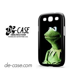 Kermit The Frog Muppets DEAL-6149 Samsung Phonecase Cover For Samsung Galaxy S3 / S3 Mini