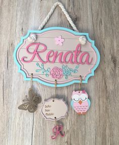 61 Like 14 comments MACA Studio Raven-design m girl names girl names 19 Girl Names elegant Girl Names rare girl names vintage Girl Names with meaning Cool Paper Crafts, Diy And Crafts, Baby Girl Names Elegant, Baby Room Curtains, Baby Room Diy, Diy Baby, Wood Craft Patterns, Baby Door Hangers, Wooden Signs