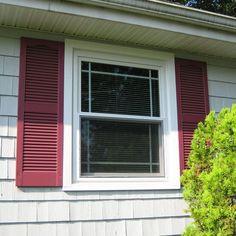 Prairie Grids Gallery Window Grids House Window Design Grid Style
