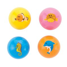 A great addition to your under-the-sea themed student prize treasure chest, these colourful bouncy balls featuring an assortment of cute cartoon sea life characters! 1000 Books Before Kindergarten, Bouncy Ball, Price Sticker, Cute Cartoon, Balls, Sea, Education, Life, The Ocean