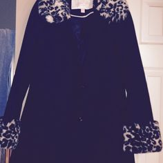 Jessica Simpson girls winter coat Jessica Simpson winter coat.  Only worn once! Size Medium Jessica Simpson Jackets & Coats