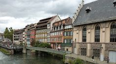 Nestled in eastern France close to the German border, Strasbourg makes for a charming day trip to experience Alsatian culture and food for only a few euros.