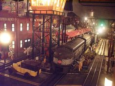 NYC westbound freight - Toy Train Layouts - Classic Toy Trains - Trains.com online community