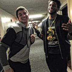 Grayson Allen and Justise Winslow