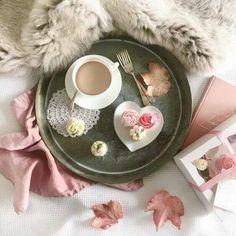 Флэтлэй, flatlay, кофе, сердце, весна