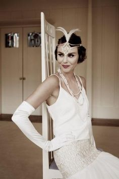 The Great Gatsby party The Great Gatsby, Great Gatsby Fashion, Great Gatsby Wedding, 1920s Wedding, 20s Fashion, Vintage Fashion, 1920s Party, Flapper Wedding, Flapper Party
