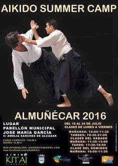 BUDOKAN blog de artes marciales : Aikido Summer Camp en Almuñécar