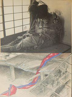 """nikutai: """" 責め絵の女 - ―伊藤晴雨 Itō Seiu """""""