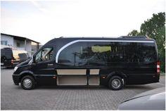 Mercedes Srinter Luxury