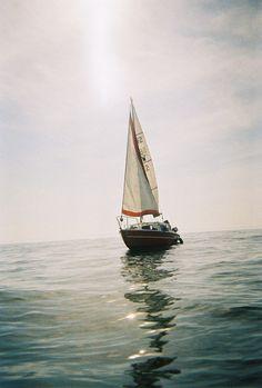 Yatecito velero.