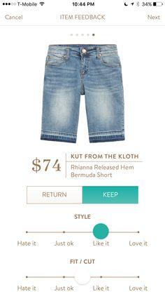 Fit stitch app