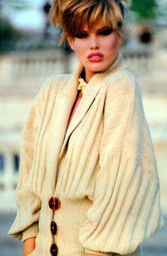 Model = Renee Simonsen