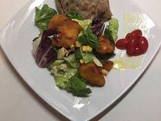 Δροσερή και θρεπτική σαλάτα του Καίσαρα!! συνταγή από Annita Rapata - Cookpad Beef, Chicken, Recipes, Food, Meat, Rezepte, Essen, Ox, Ground Beef
