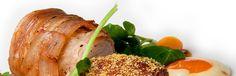 Best restaurant in Derry / Londonderry - Browns Bonds Hill & Browns in Town by Ian Orr Dublin Restaurants, Pork, Green, Pork Roulade, Pigs