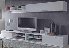 Muebles de salón minimalistas: Orden, claridad y calidez.
