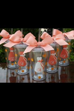 Bridesmaids gift idea