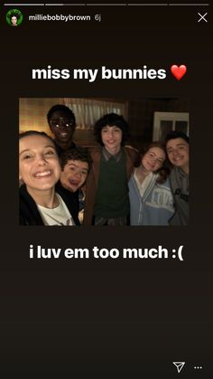 My bunnies:,( I melted😩😩💗 Stranger Things Quote, Stranger Things Have Happened, Stranger Things Steve, Stranger Things Aesthetic, Stranger Things Netflix, Walking Meme, Duffer Brothers, Boys Are Stupid, Sadie Sink