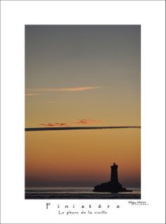 le phare de la vieille - finistere