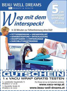 Life Vienna CULT VACUSTYLER LIFE BEHANDLUNGEN IN WIEN bei BEAU WELL DREAMS Figurstudio Nr. 1 Anti Cellulite, Top, Trotter, Varicose Veins, Fatty Acid Metabolism, Waves