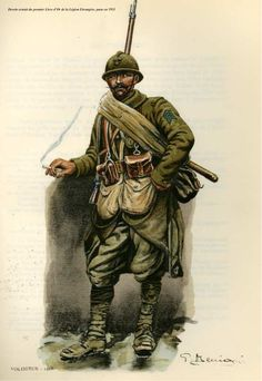 ww1 french soldiers - Google Search