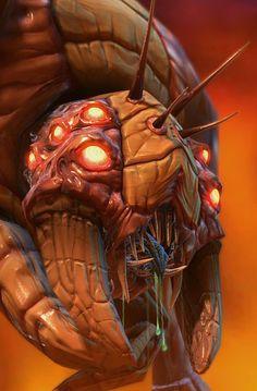 Starcraft 2 - Zerg Overlord