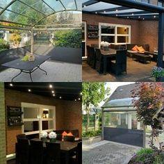 #veranda #tuin #garden #gardering #weranda #relax #placeforfamily #screens #zipscreens #ritsscreen